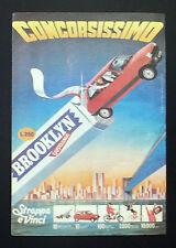 F221-Advertising Pubblicità-1982-BROOKLYN GUSTOLUNGO