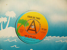FOUR BE TWO ONE OF THE LADS / UMMBABA island  demo / promo 6530