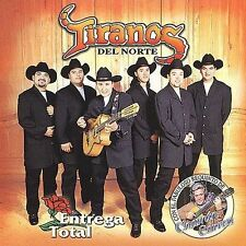 Tiranos Del Norte : Entrega Total: Boleros Nortenos CD