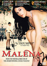 Malena Movie Monica Bellucci <Brand New DVD>