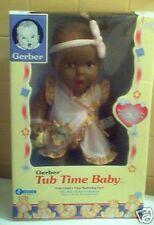 2000~GERBER TUB TIME BABY~BY TOY BIZ ~NIB