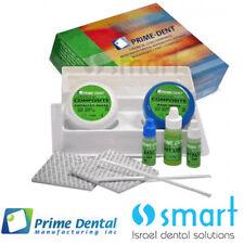 Dental Chemical Cure Composite Resin Based Restorative Bonding Etching Kit Usa