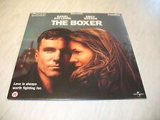 Laserdisc - The Boxer (mint sealed PAL)