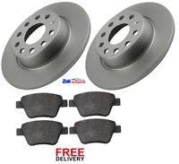 REAR BRAKE PADS FIT VW CADDY III BOX 2004-2010 1.4 1.6 1.9 2.0 TDI SDI 4MOTION