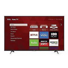 TCL 55UP120 55-Inch 4K Ultra HD Roku Smart LED TV