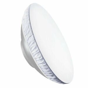 "28"" / 70cm Soft White Translucent Diffuser Sock for Studio Beauty Dish Reflector"
