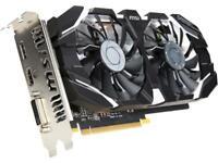 MSI GeForce GTX 1060 DirectX 12 GEFORCE GTX 1060 3GT OC 3GB 192-Bit GDDR5 PCI Ex