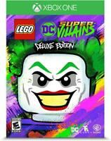 LEGO DC Super-Villains - Deluxe Edition (Xbox One, 2018)