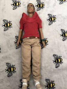 B2 Boyband JLS Doll Marvin Super Rare