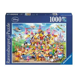 Ravensburger - Disney Carnival Characters Puzzle 1000pc Jigsaw Puzzle