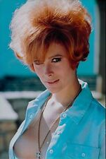 RARE STILL JILL ST. JOHN SEE THROUGH TOP COLOR