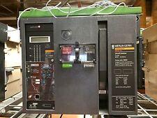 Merlin Gerin Masterpact Mp16H2 Circuit Breaker 600V 1600Amp 50/60Hz