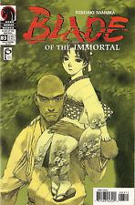 BLADE OF THE IMMORTAL #83<>HIROAKI SAMURA<>DARK HORSE MANGA<>near mint(9.4) ~
