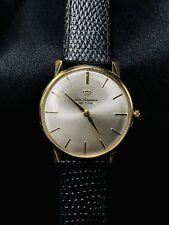 Jules Jurgensen Est.1740 18k Yellow Gold Watch Vintage Rare