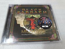 BLACK SABBATH - MILAN 1990 2CD SET tony martin cozy powell deep purple rainbow