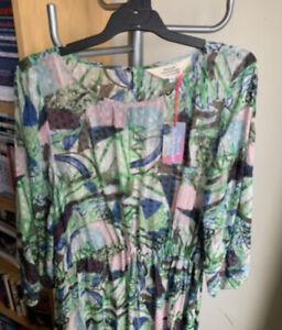 Gorman Spencer Shakespeare Dress- Size 14 BNWT RRP $329