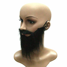 UP Halloween Mustache Facial Hair Costume Fancy Party Fake Beard Moustache