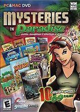 Mysteries In Paradise, Excellent Windows Vista, Windows 7, Window Video Games