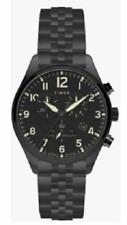 Timex The Waterbury Men's Watch Chronograph 42mm Black TW2R88600