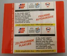PANINI EURO 2000 EM 1x TÜTE TYP TOTAL FINA PACKET PACK BUSTINE POCHETTE SOBRE EC