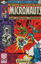 Micronauts (Vol. 1) #24 FN; Marvel   save on shipping - details inside