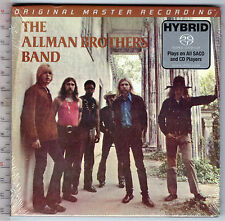 The Allman Brothers Band , The Allman Brothers Band (Ultradisc UHR™ Hybrid SACD)