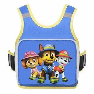 kids safety harness backpack Child Toddler Motorcycle Bike Seat belt guard bag