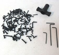 Traxxas 1/5 8s X-Maxx Screw Lot Set Kit Screws Fasteners Hex Wheel Wrench Xmaxx