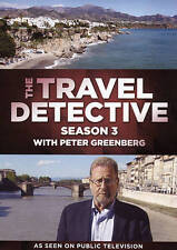 The Travel Detective: Season 3 with Peter Greenberg (DVD) BRAND NEW SEALED