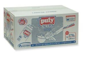 Puly Caff Plus Espresso Machine Cleaner (Case Of 12/32 Oz.)