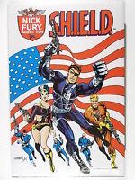 NICK FURY Agent von Shield ( Panini 2000, limitierte Hardcover Ausgabe ) Z 1