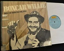 Boxcar Willie Best of Boxcar Vol. One Main Street MS-9308