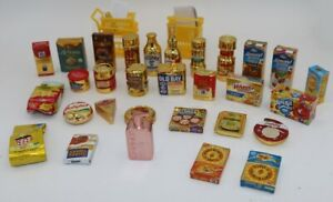 Mini Brands Gold Rush Limited Ed. Complete Set 31 Gold Items + 1 Rare Rose Gold