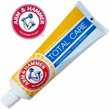 Dentist Fresh TOOTHPASTE Total Care Teeth Whitening Professional Arm & Hammer