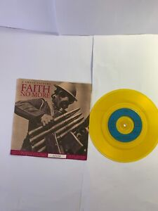 Faith No More Numbered Special Edition Yellow Vinyl