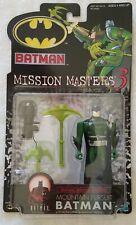 NEW BATMAN ADVENTURES MISSION MASTERS MOUNTAIN PURSUIT BATMAN WITH BATARANG HOOK