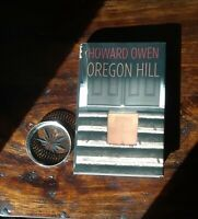 Oregon Hill, Signed 1st Edition, F/F, by Howard Owen, Unread Copy