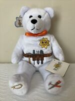 NWT Vintage 2002 Holy Bears Plush RENT A HUSBAND Tool Belt Humorous HARD TO FIND
