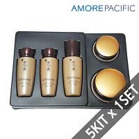 Sulwhasoo Timetreasure Renovating KIT (5 ITEMS) Water+Emulsion+Serum+Eye+Cream