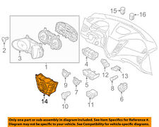 Genuine OEM A/C & Heater Controls for Hyundai Veloster for