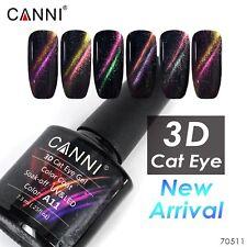 CANNI 3D Cat Eye Chameleon Gel Varnish Nail Art Manicure Christmas NewYears Art