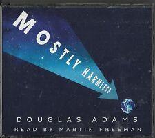 Mostly  Harmless by Douglas Adams Audio Cd.... Volume 5.. read by Martin Freeman
