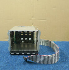 Intel a49517-006 - 5 Bay Ultra 320 SCSI Hot Swap Hard Drive HDD Cage with Cable