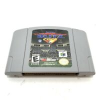 NFL Blitz 2001 Nintendo 64 N64 Cleaned & Tested Authentic