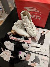 EDEA Chorus Skates Size 240 Ice Figure, 3 months used, CLEAN, CHECK!!