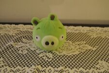 Angry Bird  Green Pig Bird 5 Commonwealth Plush toy