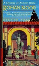 Complete Set Series - Lot of 12 Roma Sub Rosa Mystery books by Steven Saylor