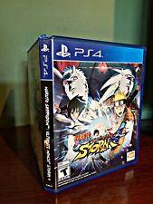 Naruto Shippuden: Ultimate Ninja Storm 4 (Sony PlayStation 4)
