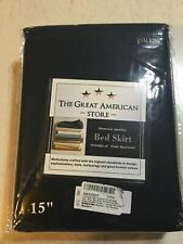 The Great American Store Cal King Bed Skirt