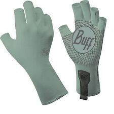 Buff Water 2 Gloves Light Grey M/L (9/10) NEW FREE SHIPPING